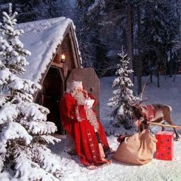 Casa Babbo Natale Rovaniemi Finlandia.Arca Gestione Prodotti Finlandia A Casa Di Babbo Natale