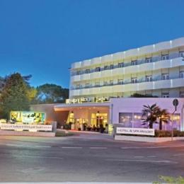 Hotel Mioni Royal San Piazzale Stazione Montegrotto Terme Pd